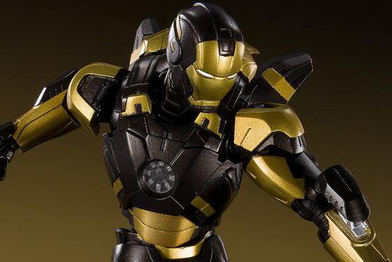 【本日予約終了】S.H.フィギュアーツ新作!アイアンマン マーク20 バイソンが2019年8月に限定発売!