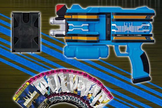 「DXネオディエンドライバー」が限定発売!2号ライダーや最強フォームカードもあり!