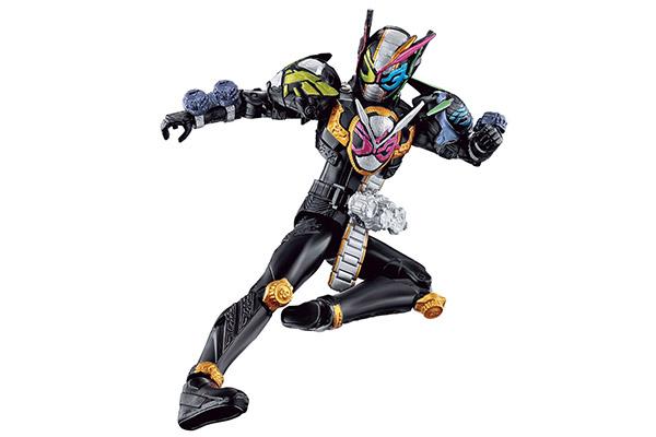 RKF新作!仮面ライダージオウトリニティが4月27日に発売!胸・両肩に3大ライダーのマスクが!