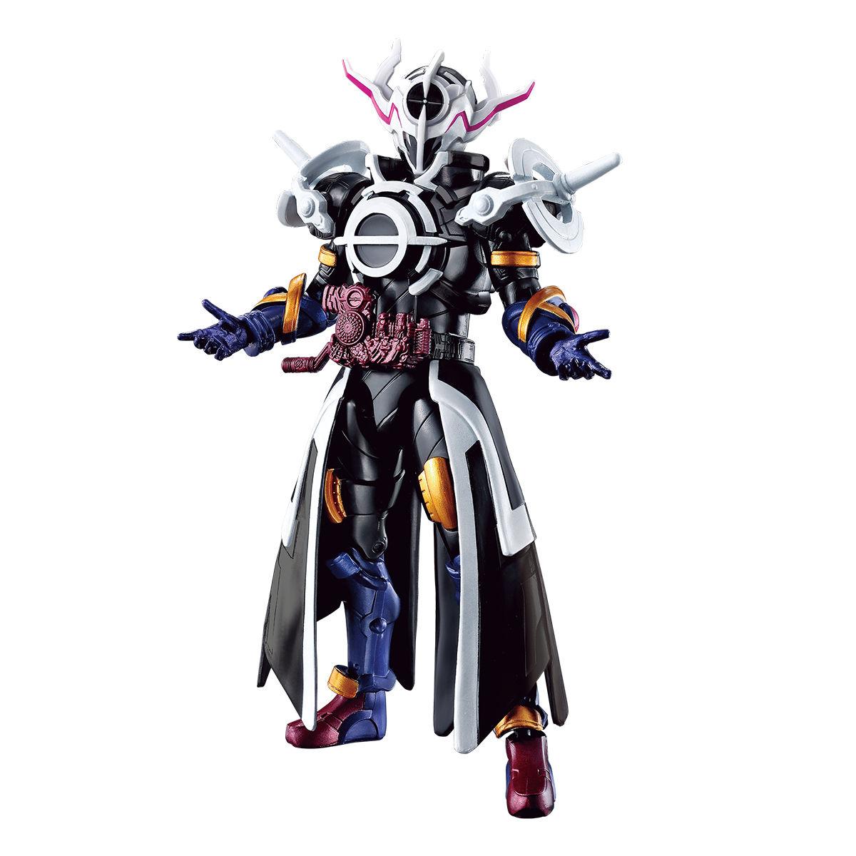 RKF RIDER KICK'S FIGURE 仮面ライダーエボル ブラックホールフォーム