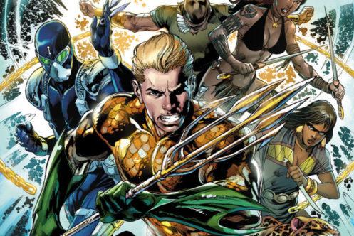 『アクアマン2』ではヒーローチーム「ジ・アザーズ」を中心に描かれる?