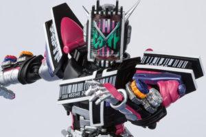 【本日予約終了】S.H.フィギュアーツ新作!仮面ライダージオウ ディケイドアーマーが2019年8月に発売決定!
