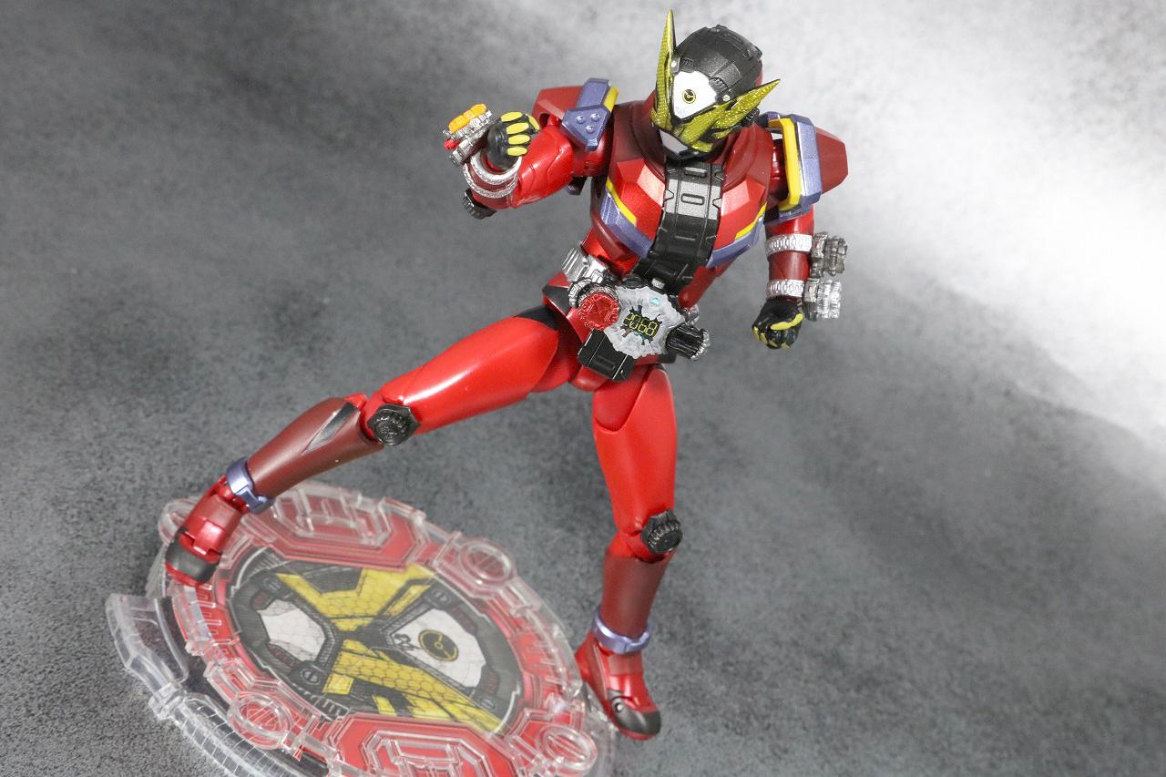 S.H.フィギュアーツ 仮面ライダーゲイツ レビュー アクション ライドウォッチ型台座