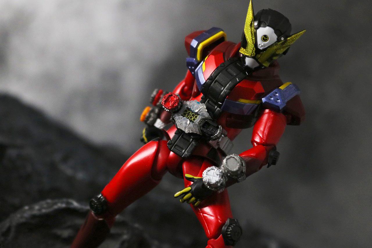 S.H.フィギュアーツ 仮面ライダーゲイツ レビュー アクション