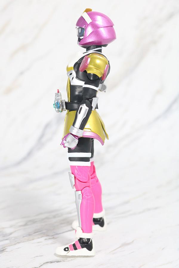 S.H.フィギュアーツ 仮面ライダーポッピー ときめきクライシスゲーマー レベルX レビュー 全身