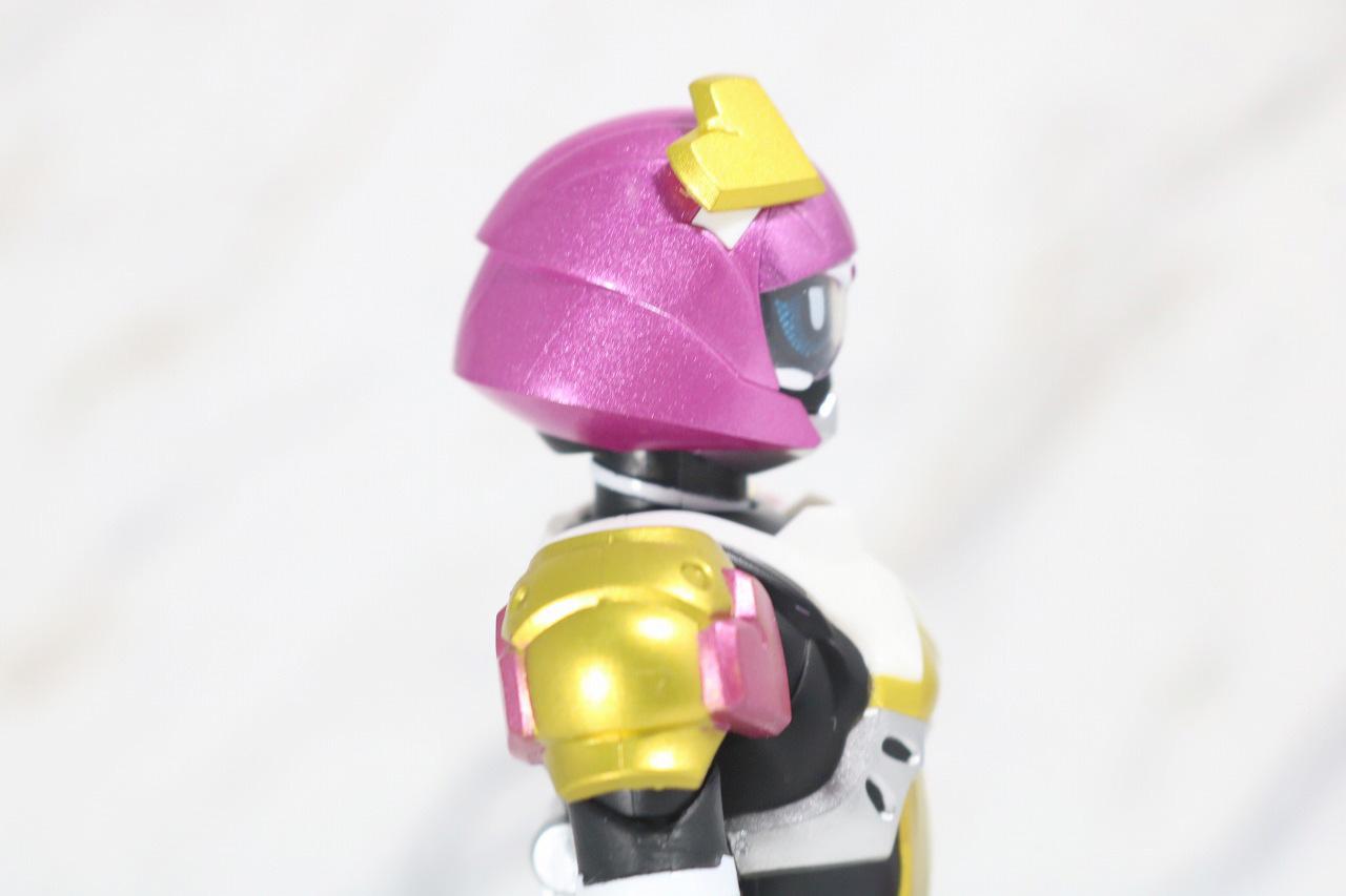 S.H.フィギュアーツ 仮面ライダーポッピー ときめきクライシスゲーマー レベルX レビュー 全身 バストアップ