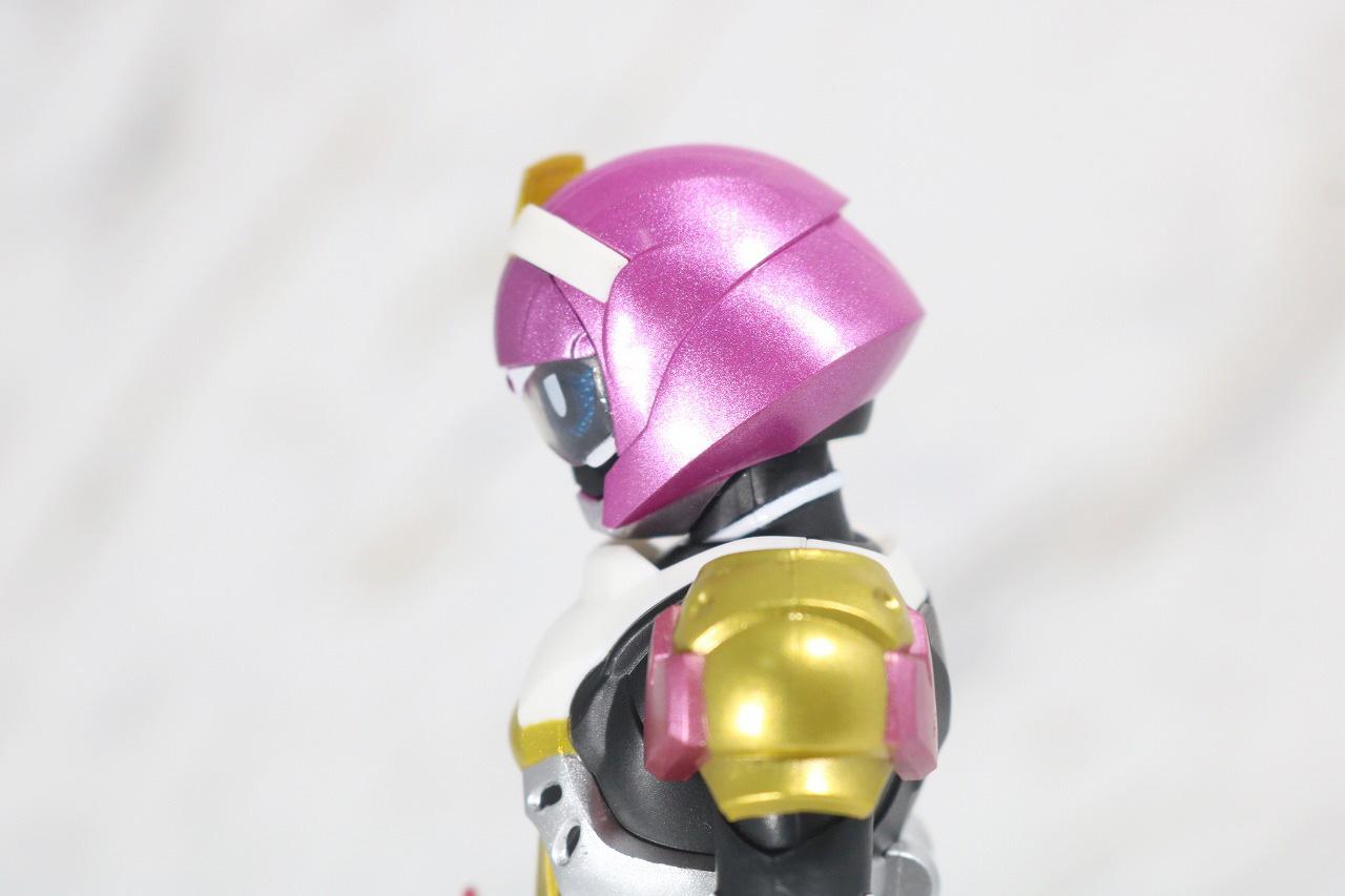 S.H.フィギュアーツ 仮面ライダーポッピー ときめきクライシスゲーマー レベルX レビュー 可動範囲