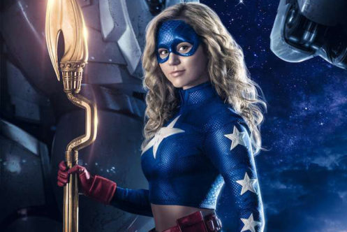 DCドラマ『スターガール』の第2弾予告が公開! - ジャスティス・ソサエティ・オブ・アメリカも登場