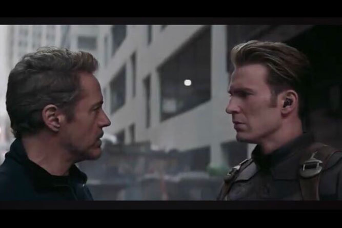 『アベンジャーズ/エンドゲーム』の最新予告公開!トニーとキャプテンがついに和解!