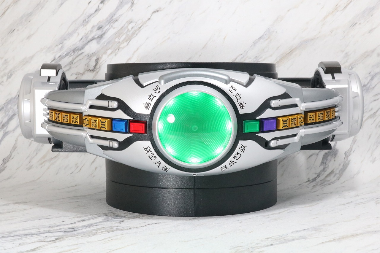コンプリートセレクションモディフィケーション コンセレ アークル レビュー 音声 LED 変身ギミック