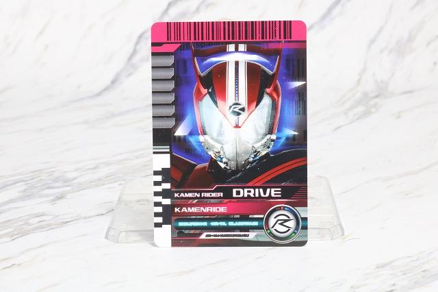 DXネオディケイドライバー レビュー カメンライド カード 仮面ライダードライブ タイプスピード