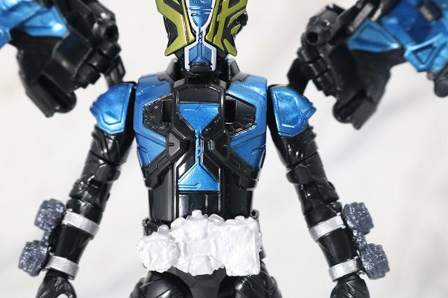 RKF RIDER KICK'S FIGURE 仮面ライダーゲイツリバイブ疾風 レビュー 全身