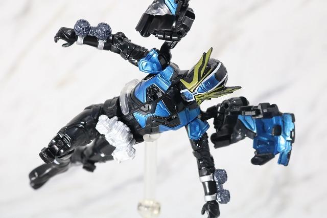RKF RIDER KICK'S FIGURE 仮面ライダーゲイツリバイブ 剛烈 疾風 レビュー アクション
