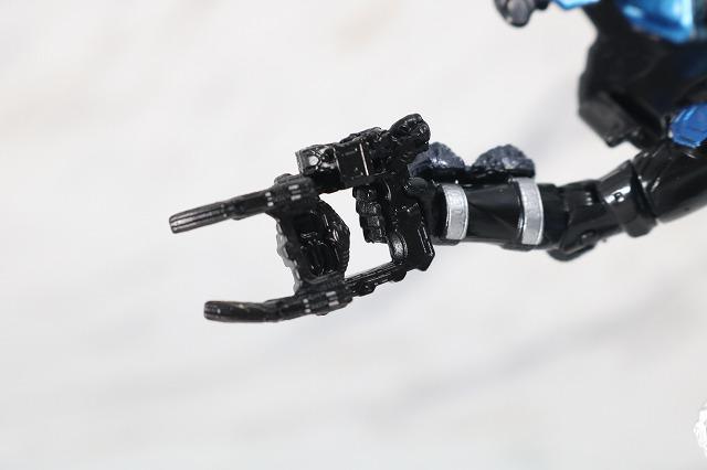 RKF RIDER KICK'S FIGURE 仮面ライダーゲイツリバイブ 剛烈 疾風 レビュー 付属品 ジカンジャックロー クローモード
