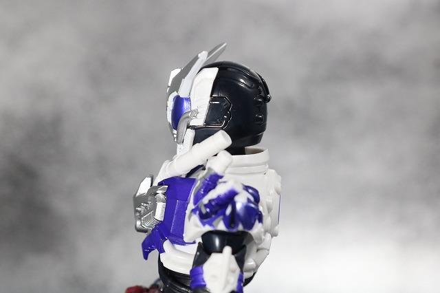 S.H.フィギュアーツ 仮面ライダーマッドローグ レビュー 全身 頭部