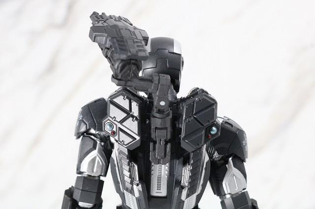 S.H.フィギュアーツ ウォーマシン マーク4 レビュー アベンジャーズ/インフィニティウォー 付属品 バルカン砲