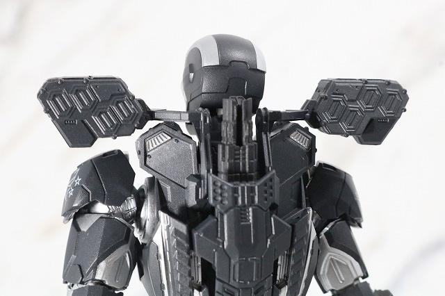 S.H.フィギュアーツ ウォーマシン マーク4 レビュー アベンジャーズ/インフィニティウォー 付属品 武器