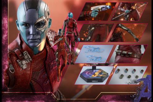 ムービーマスターピース新作!『エンドゲーム』版ネビュラが2020年に発売決定!