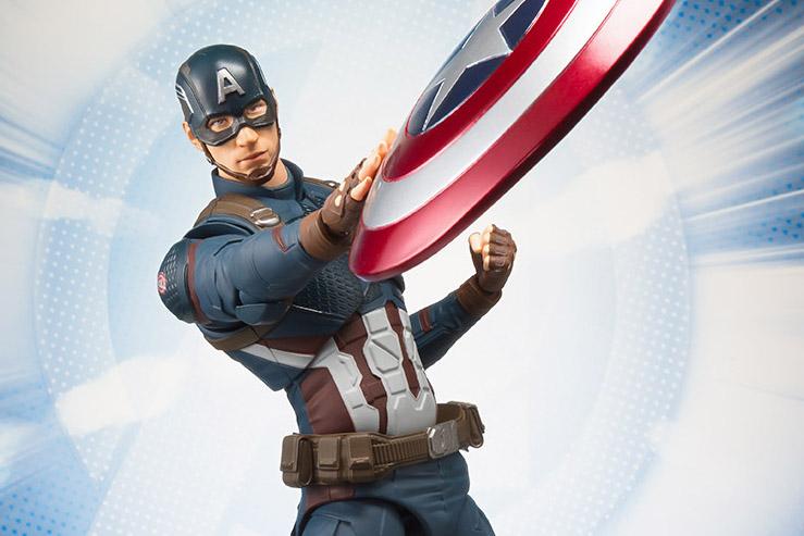 S.H.フィギュアーツ新作!『エンドゲーム』版キャプテンアメリカが2019年5月に発売決定!