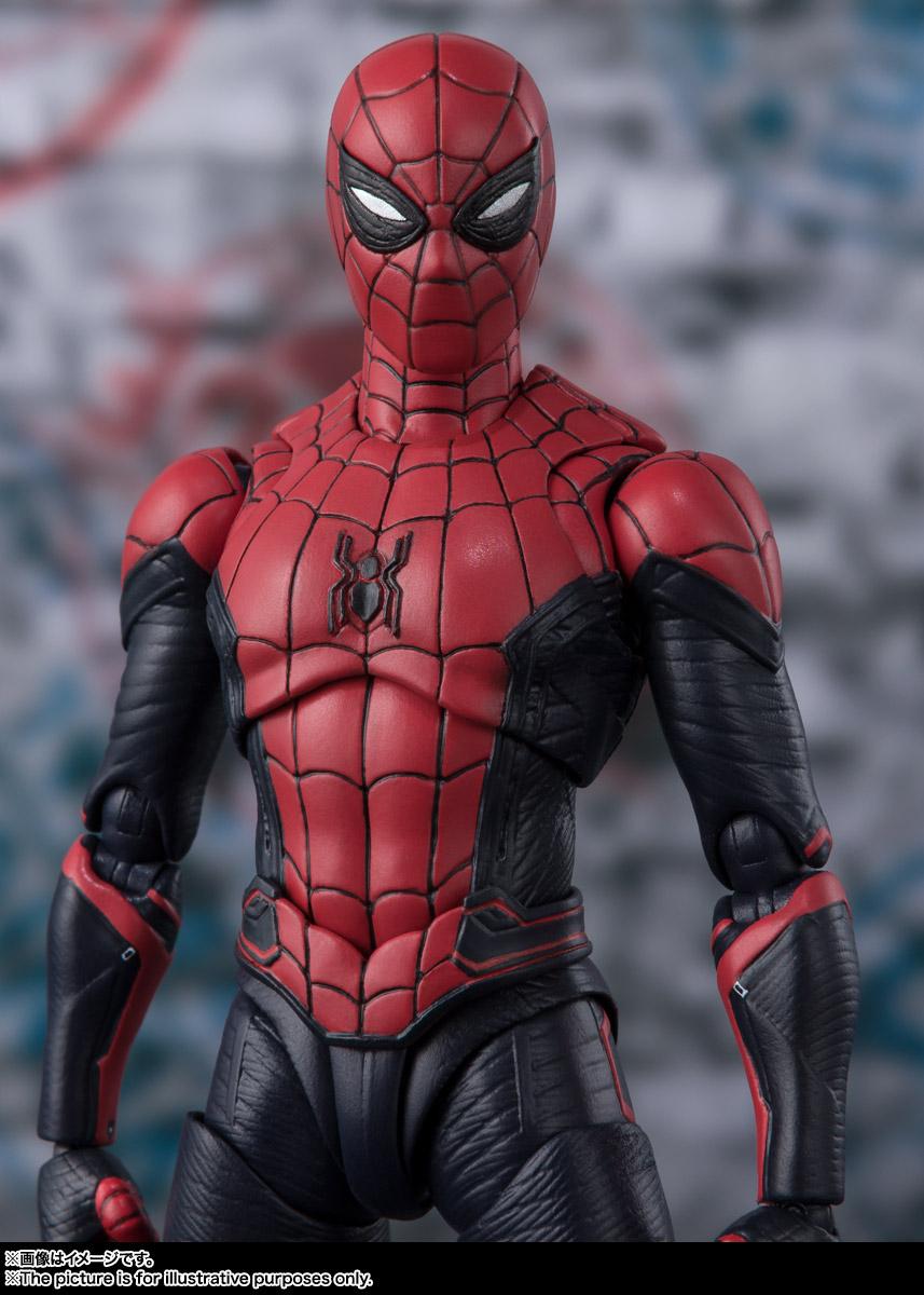 S.H.フィギュアーツ スパイダーマン(ファー・フロム・ホーム)