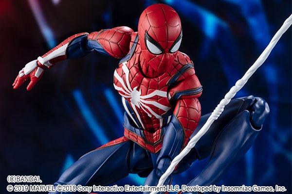 S.H.フィギュアーツ新作!ゲーム『Marvel's Spider-Man』スーツのスパイダーマンが9月に発売決定!