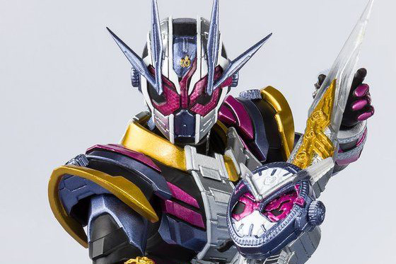 S.H.フィギュアーツ新作!仮面ライダージオウⅡが2019年10月に限定発売!