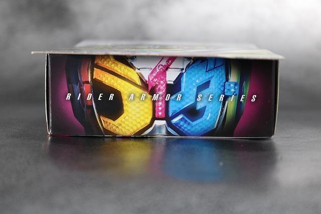 RKF RIDER KICK'S FIGURE 仮面ライダージオウトリニティ レビュー パッケージ