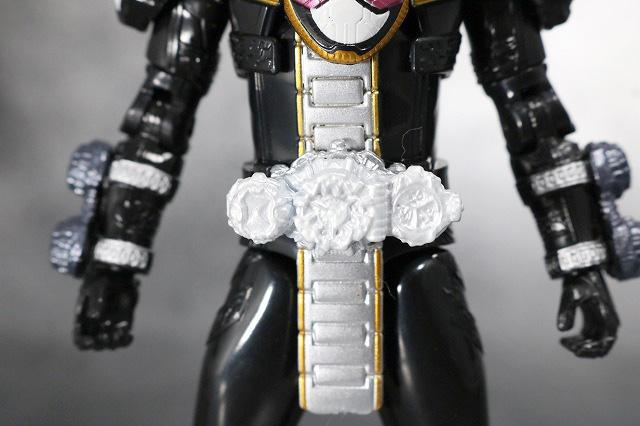 RKF RIDER KICK'S FIGURE 仮面ライダージオウトリニティ レビュー 全身