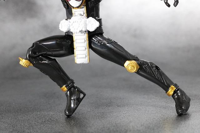 RKF RIDER KICK'S FIGURE 仮面ライダージオウトリニティ レビュー 可動範囲