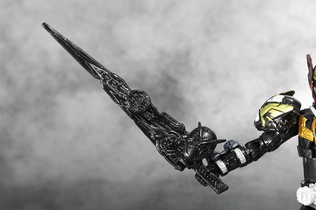 RKF RIDER KICK'S FIGURE 仮面ライダージオウトリニティ レビュー 付属品 サイキョージカンギレード