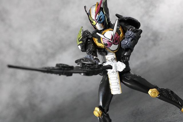 RKF RIDER KICK'S FIGURE 仮面ライダージオウトリニティ レビュー アクション