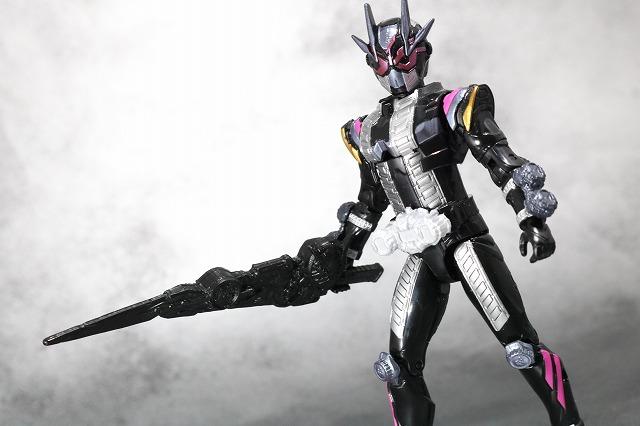 RKF RIDER KICK'S FIGURE 仮面ライダージオウトリニティ レビュー アクション ジオウⅡ