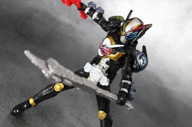 RKF RIDER KICK'S FIGURE 仮面ライダージオウトリニティ レビュー アクション ジカンザックス ジカンデスピア