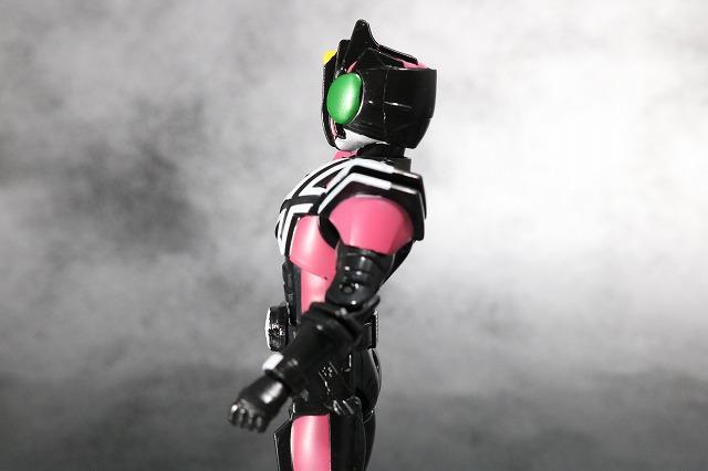 RKF RIDER KICK'S FIGURE 仮面ライダーディケイド レビュー 可動範囲