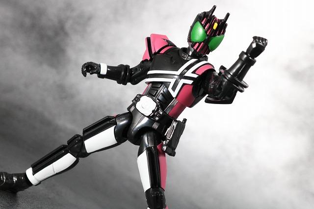 RKF RIDER KICK'S FIGURE 仮面ライダーディケイド レビュー アクション