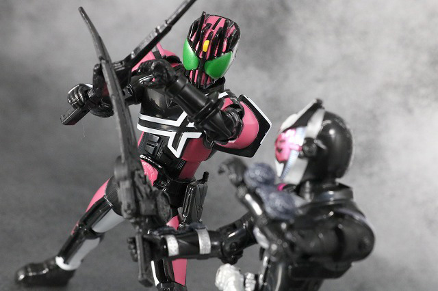 RKF RIDER KICK'S FIGURE 仮面ライダーディケイド ネオディケドライバー レビュー アクション ジオウ