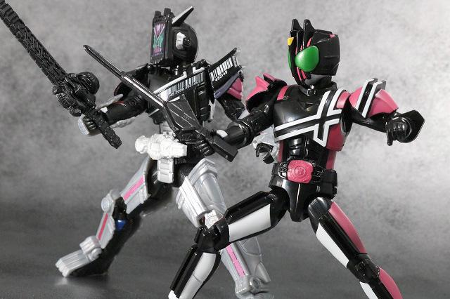 RKF RIDER KICK'S FIGURE 仮面ライダーディケイド ネオディケドライバー レビュー アクション ジオウ ディケイドアーマー