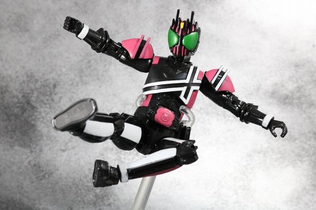 RKF RIDER KICK'S FIGURE 仮面ライダーディケイド ネオディケドライバー レビュー アクション