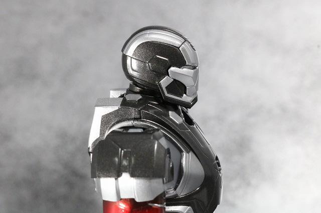S.H.フィギュアーツ アイアンマン マーク22 ホットロッド レビュー 全身