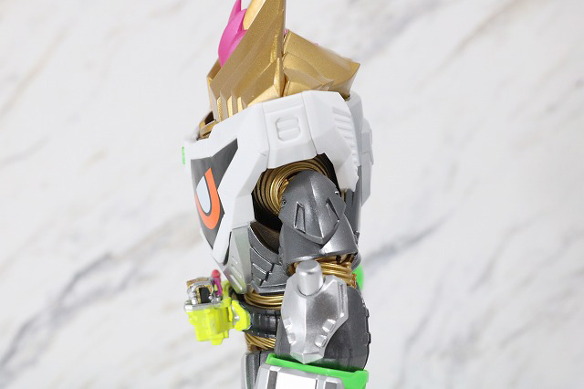 S.H.フィギュアーツ 仮面ライダーエグゼイド マキシマムゲーマー レベル99 レビュー 可動範囲
