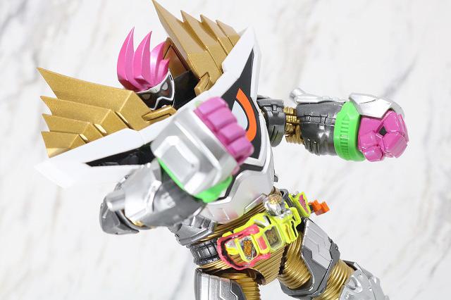 S.H.フィギュアーツ 仮面ライダーエグゼイド マキシマムゲーマー レベル99 レビュー アクション