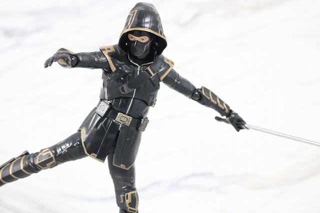 S.H.フィギュアーツ ローニン レビュー アベンジャーズ/エンドゲーム アクション