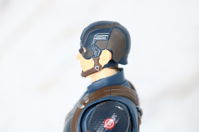 S.H.フィギュアーツ キャプテンアメリカ アベンジャーズ/エンドゲーム レビュー 全身 頭部