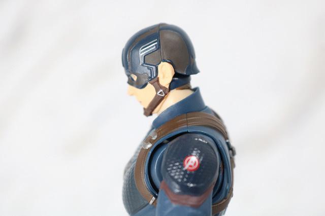 S.H.フィギュアーツ キャプテンアメリカ アベンジャーズ/エンドゲーム レビュー 可動範囲