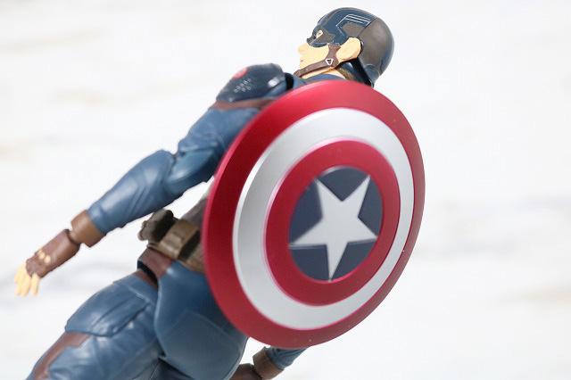S.H.フィギュアーツ キャプテンアメリカ アベンジャーズ/エンドゲーム レビュー アクション