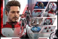 【予約開始】ホットトイズ新作!『エンドゲーム』よりチームスーツ版トニー・スタークが2020年10月発売決定!