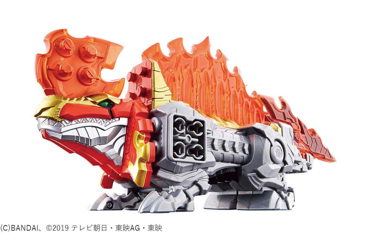 """新騎士竜『DXディメボルケーノ』が5月25日に発売!キシリュウオーが""""炎""""のパワーアップ!"""