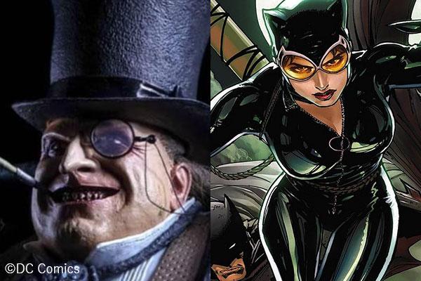 『ザ・バットマン』、ヴィランにはキャットウーマンとペンギンが登場か?