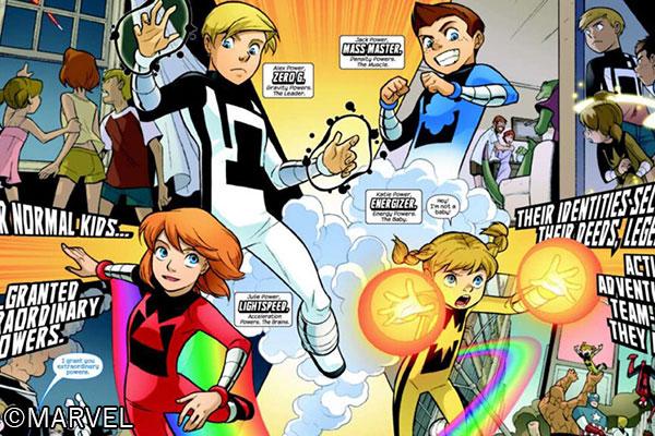 マーベル映画新作に『パワーパック』を検討中との情報 - 初の子供だけのヒーローチームが誕生するか?