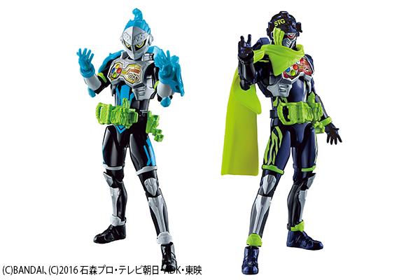 RKF新作!仮面ライダーブレイブ&スナイプが2019年6月29日に発売決定!